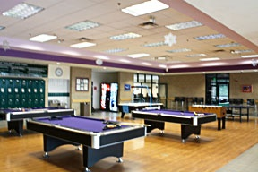 Teen Center Game Room