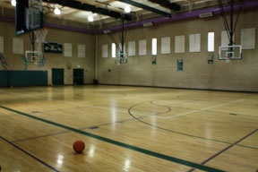 Teen Center Gym