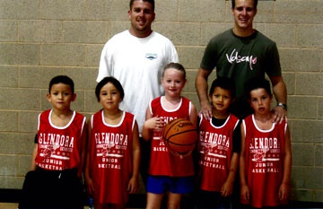 Youth Basketball 1