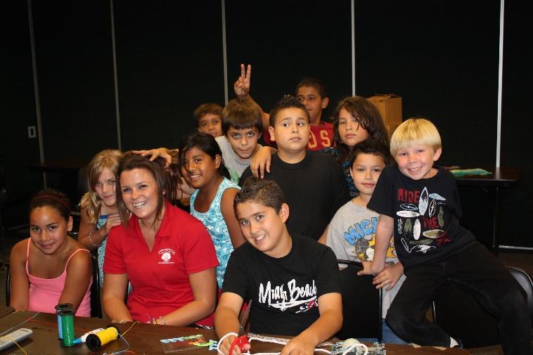 Center Summer Teen Center 88
