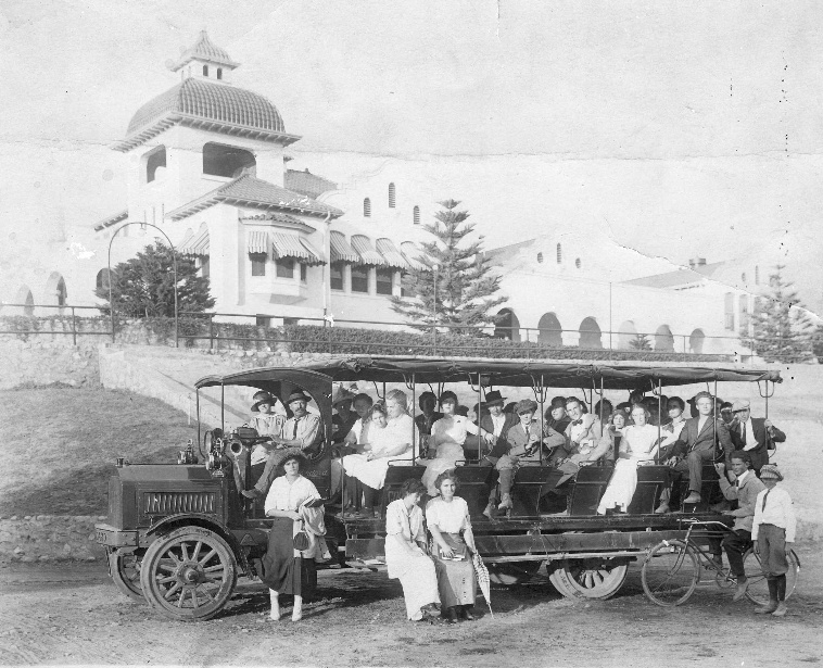 Citrus Students 1915