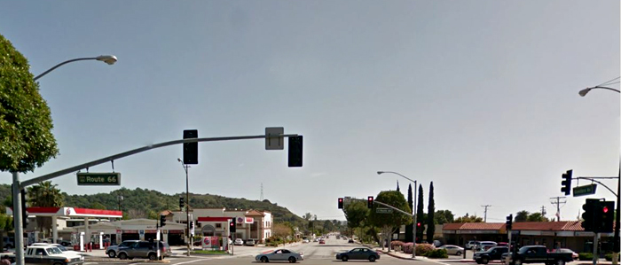Street Improvements Begin April 6th - Rte 66 & Glendora