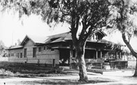 Glendora Woman's Club House