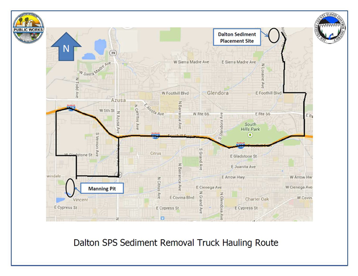 Dalton SPS Sediment Removal begins June 22nd, 2015