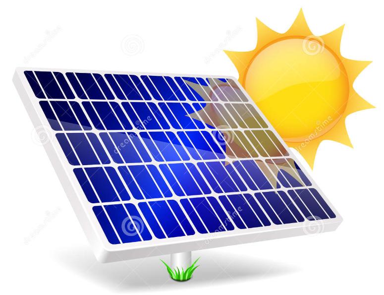 solar graphic