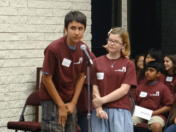 2015 Battle of the Books 8