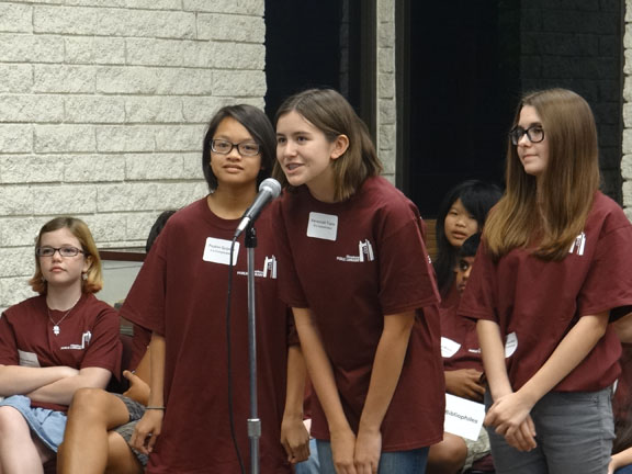 2015 Battle of the Books 11