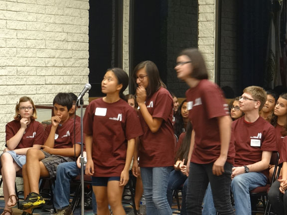 2015 Battle of the Books 15
