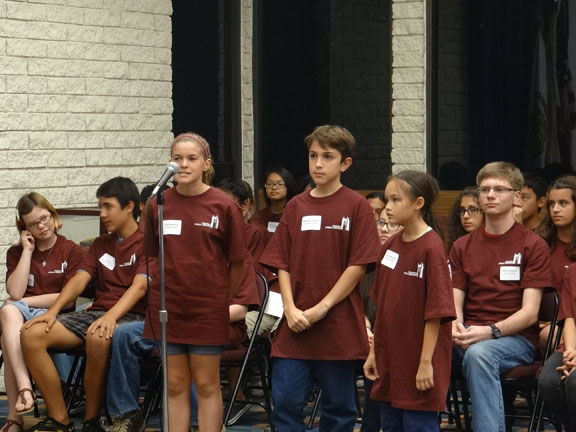 2015 Battle of the Books 16