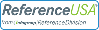 Reference USA search for personal or business addresses