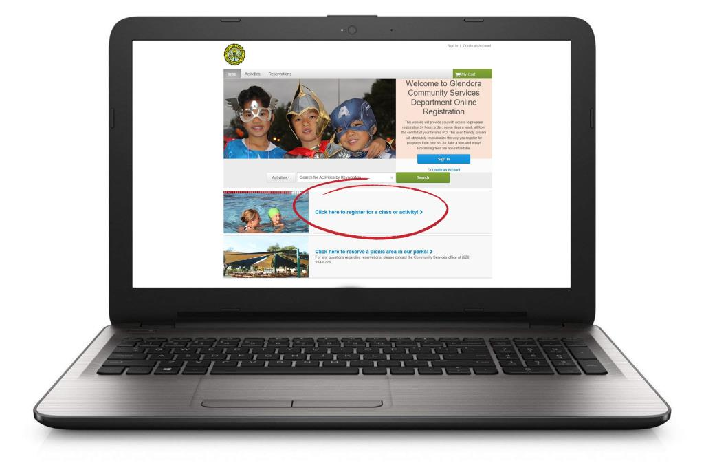 Activity Guide Online Laptop