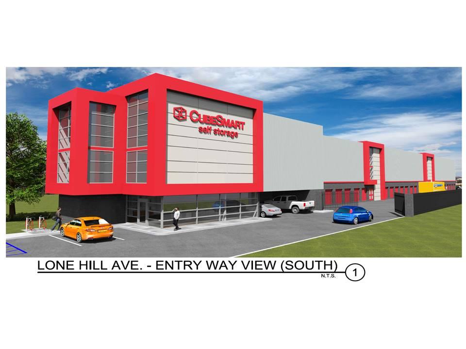 Self-storage Facility at 919 S  Lone Hill | City of Glendora