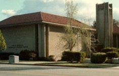Glendora Public Library around 1972