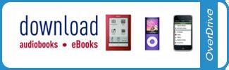 Overdrive e-books and audio books